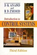 Introduction to Control Systems - D. K. Anand - Paperback - 3rd ed