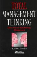 Total Management Thinking