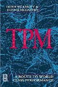 Tpm - A Route to World-Class Performance