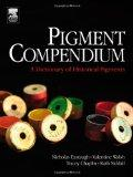 Pigment Compendium A Dictionary of Historical Pigments