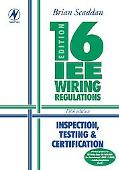 16th Edition Iee Wiring Regulations Inspection, Testing and Certification