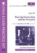Financial Accounting And Tax Principles Managerial Level
