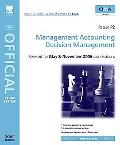 Management Accounting-Decision Making Managerial Level