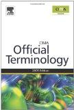 CIMA Official Terminology 2005 Edition The Chartered Institute of Management Accountants