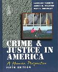 Crime+justice in America