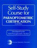 Self-Study Course for Paraoptometric Certification