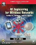 Rf Engineering For Wireless Networks Hardware, Antennas, And Propagation
