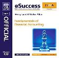 Cima E-success Fundamentals Financial Accounting