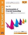 CIMA Official Learning System Fundamentals of Financial Accounting: Revised Edition Relevant...