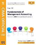 CIMA Official Learning System Fundamentals of Management Accounting
