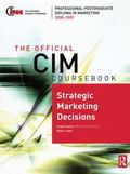 Strategic Marketing Decisions