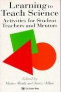 Learning to Teach Science Activities for Student Teachers and Mentors