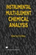 Instrumental Multi-Element Chemical Analysis