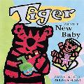 Tiger and the New Baby - Vivian French - Hardcover