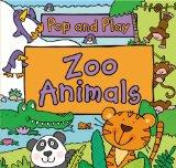 Pop and Play: Zoo Animals (Pop and Play (Kingfisher))
