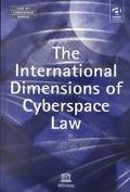 International Dimensions of Cyberspace Law