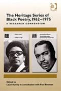 Heritage Series of Black Poetry, 1962-1975