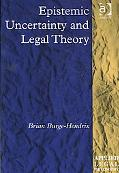 Epistemic Uncertainty and Legal Theory