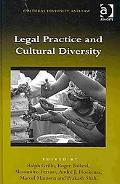 Legal Practice and Cultural Diversity (Markets and the Law)