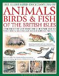 The Illustrated Encyclopedia of Animals, Birds & Fish of British Isles: A natural history an...