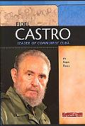 Fidel Castro Leader of Communist Cuba