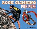Rock Climbing for Fun!
