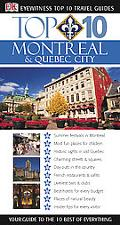 Dk Eyewitness Top 10 Travel Guides Montreal & Quebec City