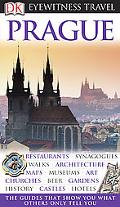 DK Eyewitness Travel Guides Prague