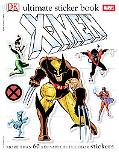 X-Men Ultimate Sticker Book