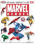 Marvel Heroes Ultimate Sticker Book