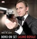 Bond on Set Casino Royale