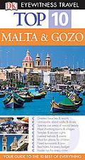 Dk Eyewitness Top 10 Travel Guides Malta & Gozo