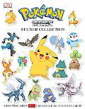 Pokemon Diamond and Pearl Ultimate Sticker Book