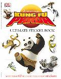 Kung Fu Panda Ultimate Sticker Book