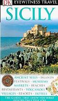 Sicily (EYEWITNESS TRAVEL GUIDE)