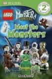 DK Readers: LEGO® Monster Fighters: Meet the Monsters (Title TBC) : LEGO® Monster Fighters: ...