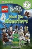 DK Readers: LEGO® Monster Fighters: Meet the Monsters (Title TBC) : LEGO® Monster Fighters: ...