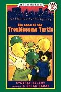The Case of the Troublesome Turtle (High-Rise Private Eyes (Prebound))