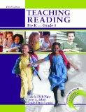 Teaching Reading Pre-K to Grade 3 w/CD-ROM
