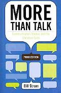 More Than Talk: Communication Studies and the Christian Faith