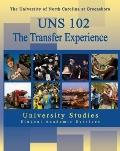 UNS 102: THE TRANSFER EXPERIENCE