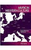 Music in Western Culture: Student Workbook