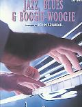 Jazz, Blues & Boogie-Woogie Easy Piano