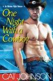 One Night with a Cowboy (Oklahoma Nights Romance)