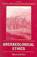 Archaeological Ethics