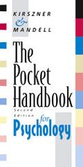 Pockt Handbook for Psychology With Infotrac