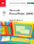 Microsoft Powerpoint 2000 Illustrated Introductory Edition