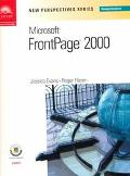 New Perspectives on Microsoft Frontpage 2000 Comprehensive