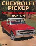 Chevrolet Pickup Parts Interchange Manual 1967Ö1978