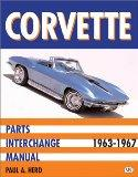 Corvette Parts Interchange Manual, 1963-1967